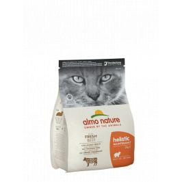 Almo Nature Holistic DRY CAT Adult - Hovězí s rýží 2kg