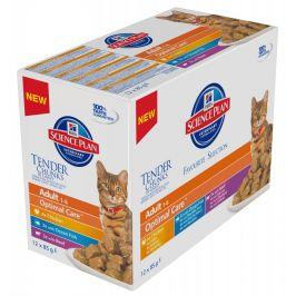 Hill's Multipack Feline Adult  12 x 85 g