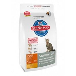 Hill's Feline Young Adult Sterilised Cat 3,5 kg