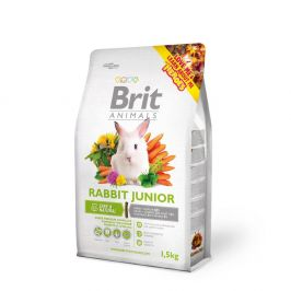Brit Animals RABBIT JUNIOR Complete 1,5 kg