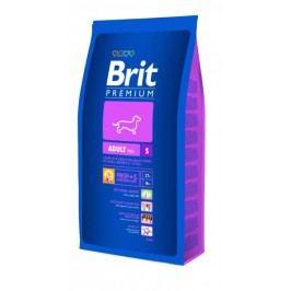Brit Premium Dog  Adult S 8 kg