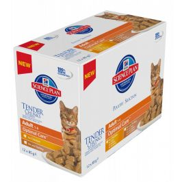 Hill's Multipack Feline Adult Chicken&Turkey 12 x 85 g