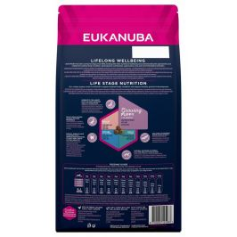 Eukanuba Puppy Medium 15 kg