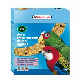 Versele Laga Orlux Eggfood Parrots and Large Parakeets 4 kg