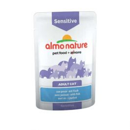 Almo Nature Functional WET Sensitive - ryba 12 x 70 g