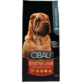Farmina Cibau Sensitive Lamb Medium-Maxi 12kg