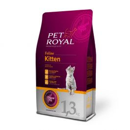Pet Royal Cat Kitten 1,3 kg