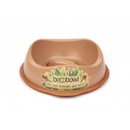 Beco Bowl Slow Feed Large hnědá