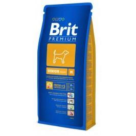 Brit Premium Dog Senior M 15 kg