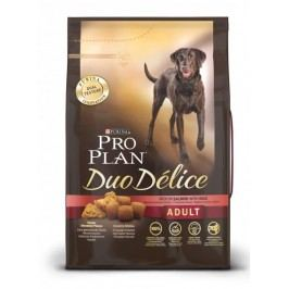 Purina Pro Plan Dog Adult Duo Délice Salmon 2,5 kg