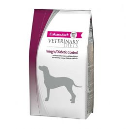 Eukanuba VD Weight / Diabetic Control Dry Dog 12 kg