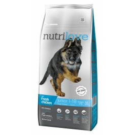 Nutrilove Dog Junior Large Fresh Chicken 12kg