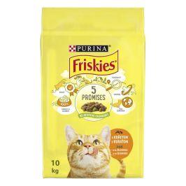 Friskies Cat s drůbežím 10 kg