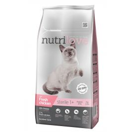 Nutrilove Cat Sterile Fresh Chicken 7kg