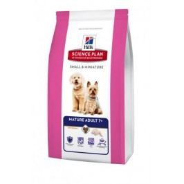 Hill's Canine Small & Miniature Mature Adult 1,5 kg