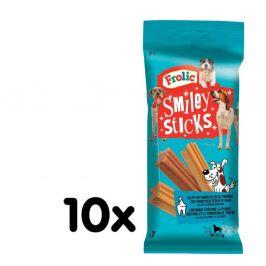 Frolic Smiley Sticks 10 x 175g