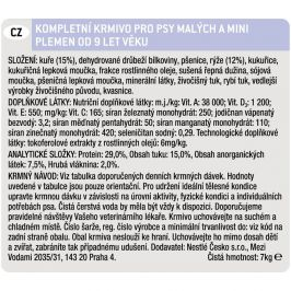 Purina Pro Plan Small & Mini Adult 9+ OPTIAGE kuře 7kg