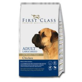 First Class Dog Adult Large Breed 12kg