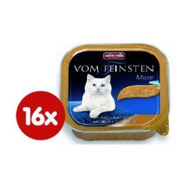 Animonda paštika MARE - kuře,mořské plody pro kočky 16 x 100g