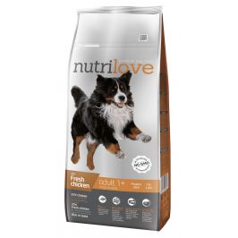 Nutrilove Dog Adult Large Fresh Chicken 12kg