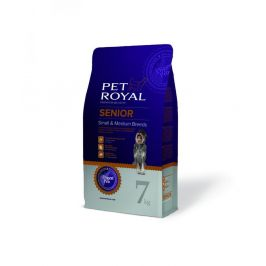 Pet Royal Senior Dog Small and Medium Breed 7 kg
