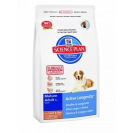 Hill's Canine Mature Adult Lamb a Rice 12 kg