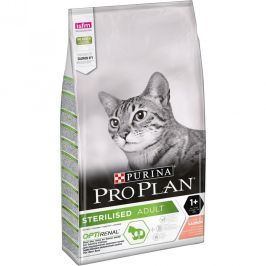 Purina Pro Plan Cat Sterilised Salmon 10 kg