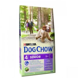Purina Dog Chow Senior Lamb 14 kg