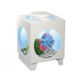 Tetra Betta Projector akvárium set bílý 1,8l - II. jakost