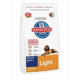 Hill's Canine Mature Adult Light 12 kg