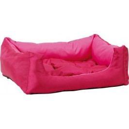 Argi pelech obdélníkový s polštářem Růžový vel. S