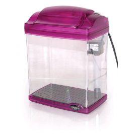 Hailea LED akvarijní komplet FC200E purpurový, 6,6/4l