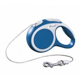 Flexi vodítko Vario XS lanko 3 m/8 kg modré