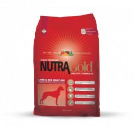 Nutra Gold Adult Lamb&Rice 3kg