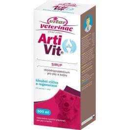 Vitar Veterinae Nomaad Artvit Sirup 500ml