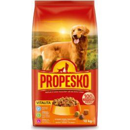 Propesko granule pes Vitality 10 kg Vánoční edice