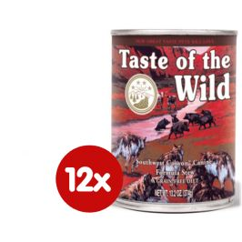 Taste of the Wild Southwest konzerva 12 x 390g