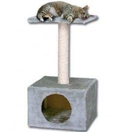 Magic cat Odpočívadlo Hedvika 31x31x57 cm šedá