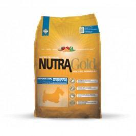 Nutra Gold Indoor Adult Dog - MB 3kg