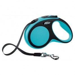 Flexi vodítko New Comfort S pásek 5m/15kg modré