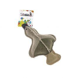 Argi Textilní hračka pro psy kachna