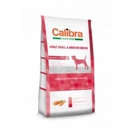 Calibra Dog GF Adult Small/Medium Salmon 12kg