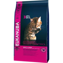 Eukanuba Cat Adult Weight Control Chicken 3 Kg