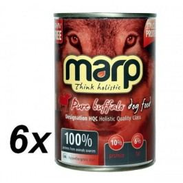 Marp holistic - Pure buffalo 6 x 400g