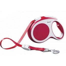 Flexi vodítko Vario L pásek 8m/50kg červené
