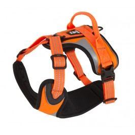 Hurtta Postroj Lifeguard Dazzle 80-100cm oranžový