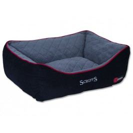 Scruffs Thermal Box Bed černý vel. S