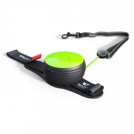 Lishinu Light Lock NEON (pro psy a kočky do 8kg) zelená