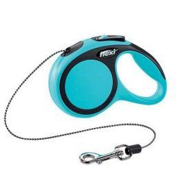 Flexi vodítko New Comfort XS lanko 3m/8kg modré