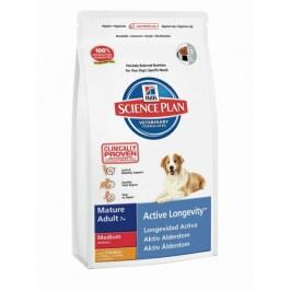 Hill's Canine Mature Adult 7+ Active Longevity Medium Chicken 3 kg